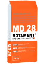 Speciali izoliacija BOTAMENT® MD 28