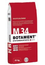 Izoliacinis mišinys BOTAMENT® M 34