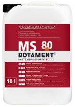 Fasado impregnantas BOTAMENT® MS 80 W