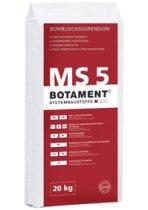 BOTAMENT® MS 5 ertmių užpildymo suspensija